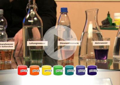 Aktivwasser für einen ausgeglichenen Säure-Basen-Haushalt