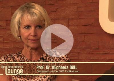 Der persönliche Präventiv-Aging-Tipp von Professor Dr. Michaela Döll