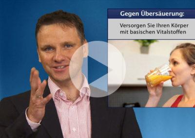 Übersäuerung – Tipps von Heilpraktiker Jan Dunkel