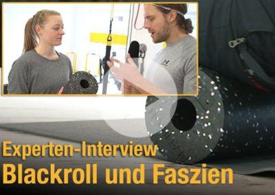 Experten-Interview: Blackroll und Faszien – Was ist Blackroll?