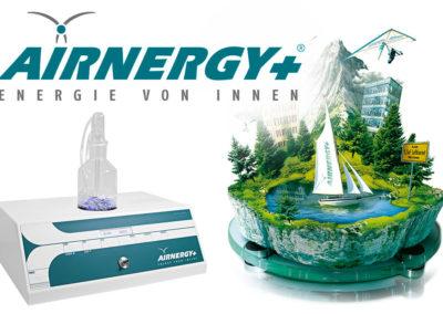 Airnergy – Gesund, fit und schön sein durch Atmen