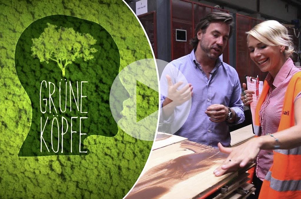 Grüne Köpfe: Fritz Fillafer von mafi Naturholzboden