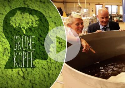 Grüne Köpfe: Werner Hahn von BIOFA Naturprodukte