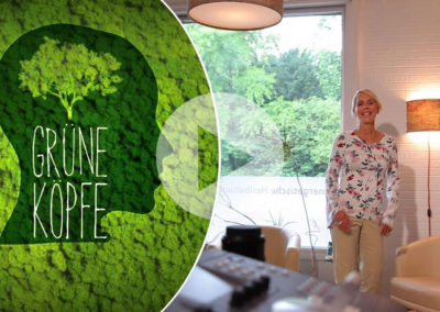 Grüne Köpfe: Lumbono – Wohngesunde Leuchten