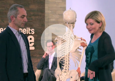 Persönlicher Tipp gegen Rückenschmerzen von Dr. Khalil Kermani