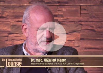 Burnout – Dr. Wilfried Bieger über die Analyse von Stresshormonen
