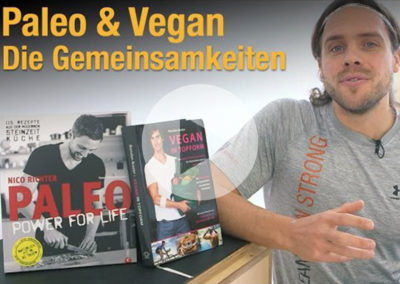 Paleo & Vegan – Die Gemeinsamkeiten