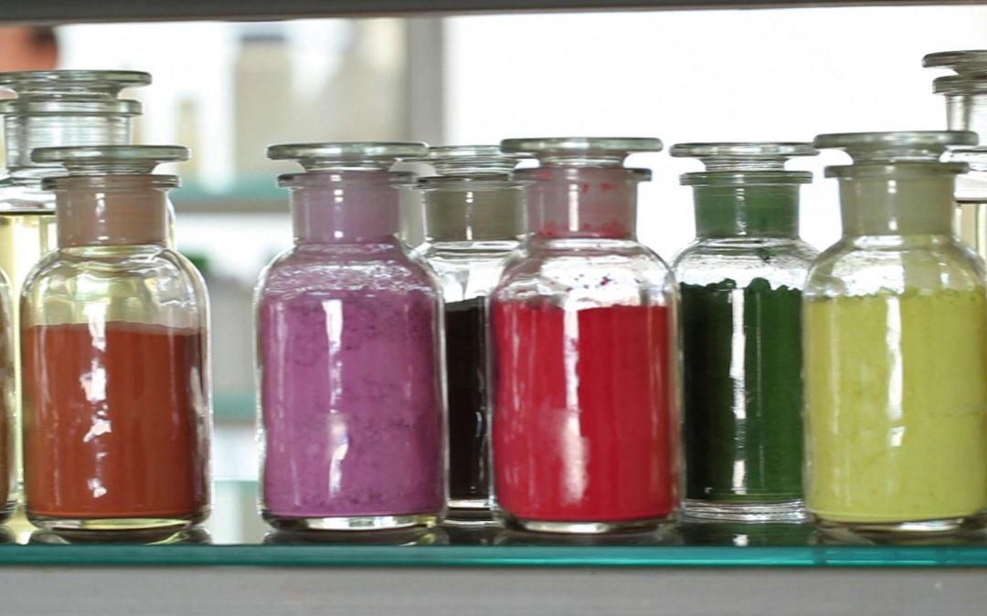Naturfarben: Die Farbenmacher