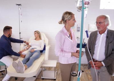 Zellentgiftung: Hepar-Tox-Therapie am IFU