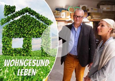 Wohngesund Leben: Geiselhart – Nur Grüner Anstrich? – Wohngesundheit in der Praxis