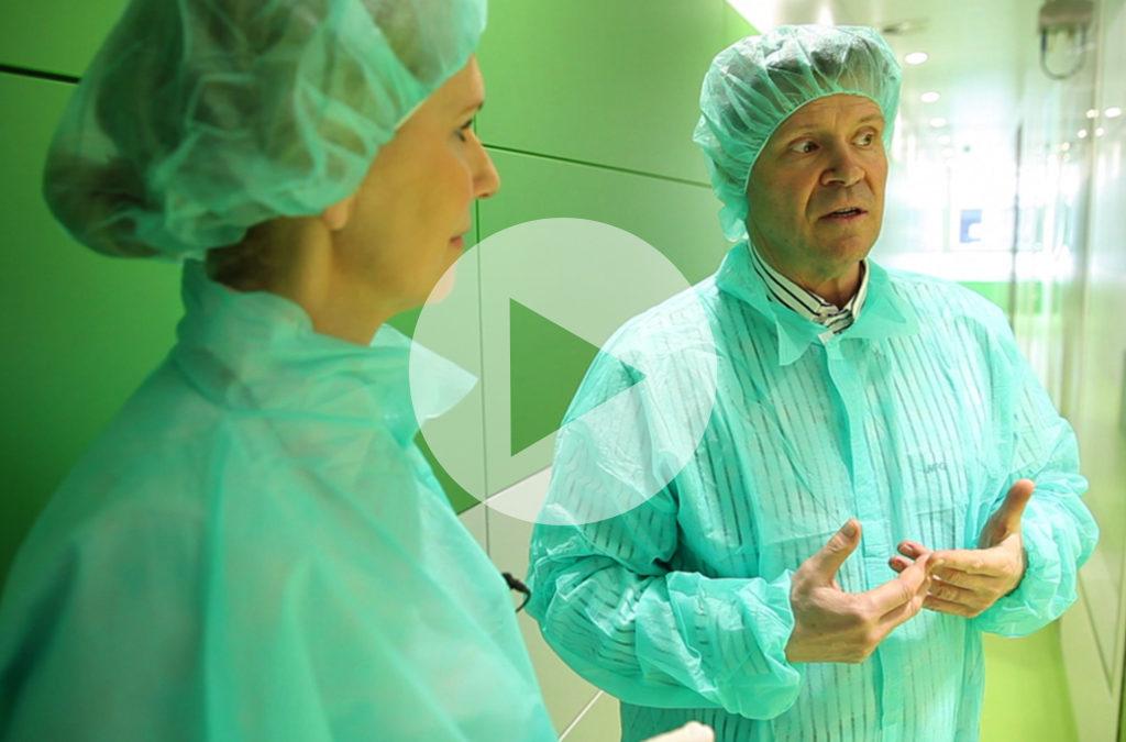 Stoffe zur Stärkung des Immunsytems aus dem Labor