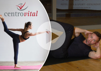 Fitness Lounge – Bauch & Pro Training mit Romeyo