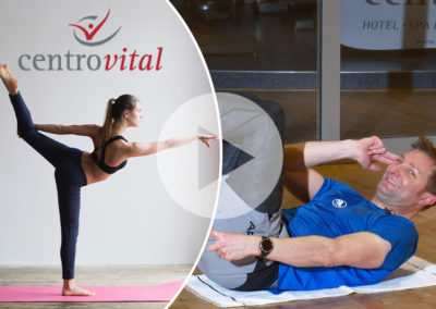 Fitness Lounge – Bauchtraining pur mit Marco