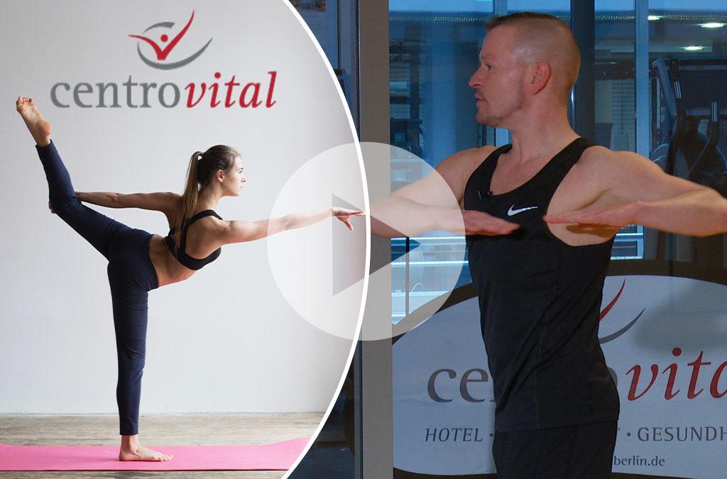 Fitness Lounge – Rückentraining mit Mathias