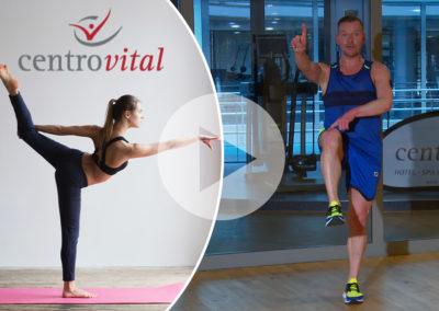 Fitness Lounge – Full Body Workout mit Mathias
