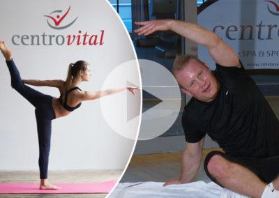 Fitness Lounge – Full Body Workout mit Teemu
