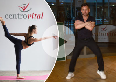 Fitness Lounge – Tabata – Intervall Training mit Romeyo