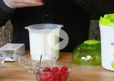 Selbstgemacht: Probiotischer Joghurt