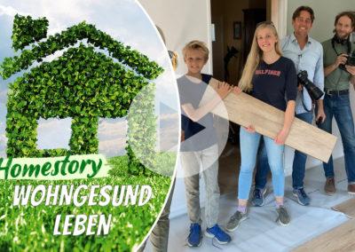 Trailer – Homestory: Nachhaltige Bio-Böden mit PURLINE