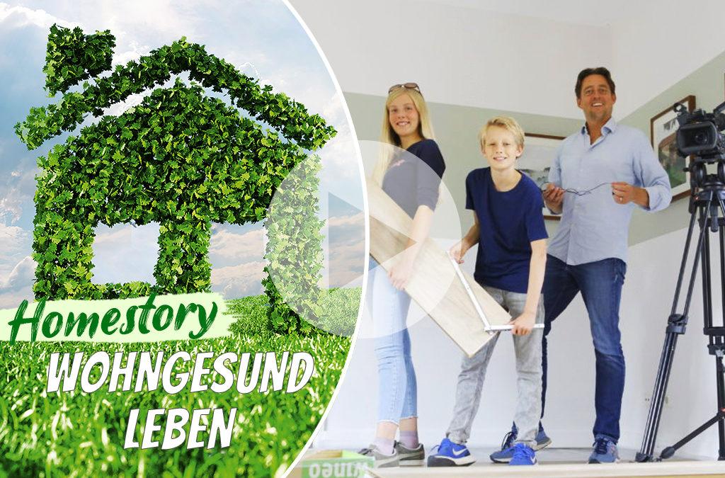 Homestory: Nachhaltige Bio-Böden mit PURLINE