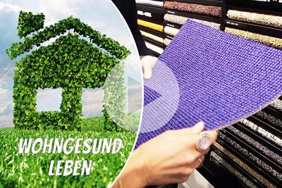 Cooles Design von Teppichböden und Nachhaltigkeit