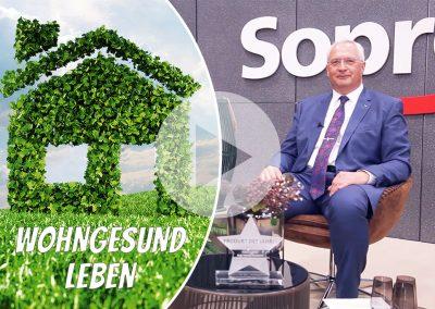Sopro Bauchemie – Wohngesund und Nachhaltig