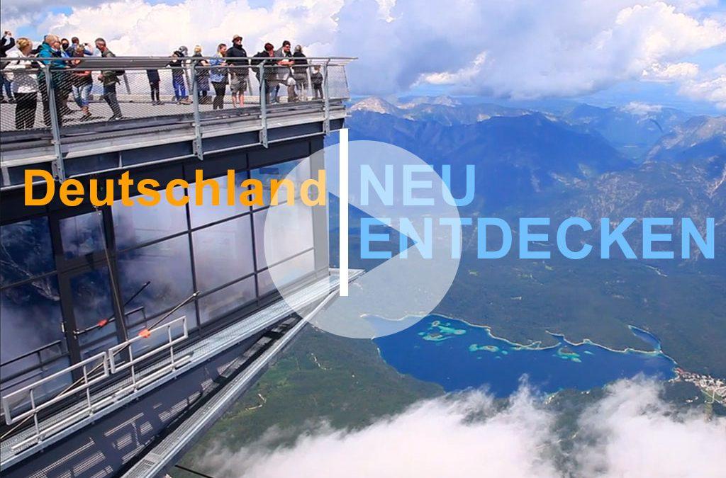 GAPA Family Urlaub – Zugspitze und Tannenhütte